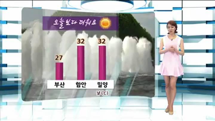 뉴스아이 날씨-초여름 더위 기승