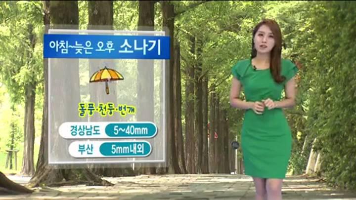 모닝와이드-날씨2 (7/31목)
