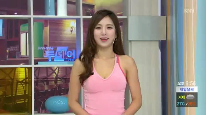 예정화의 피트니스 – 복부&엉덩이 운동
