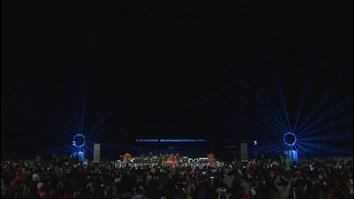 2014년 부산불꽃축제 하일라이트