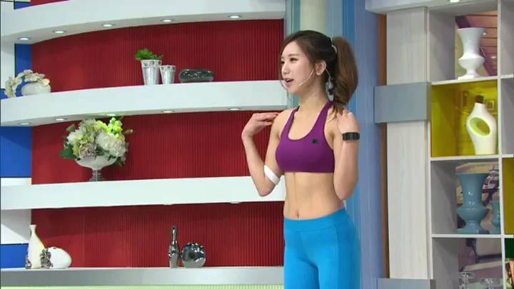 예정화의 피트니스 – 어깨 운동