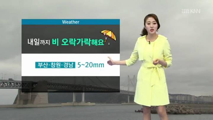 뉴스아이 날씨 4월19일(일)