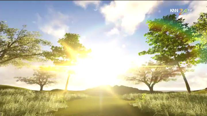 뉴스아이 날씨 4월 25일-내일 전국 맑고 초여름 기온.. 아침저녁 쌀쌀