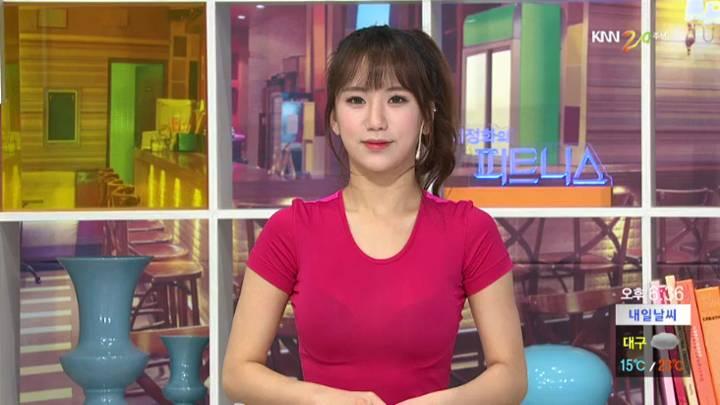 예정화의 피트니스 – 허리 운동