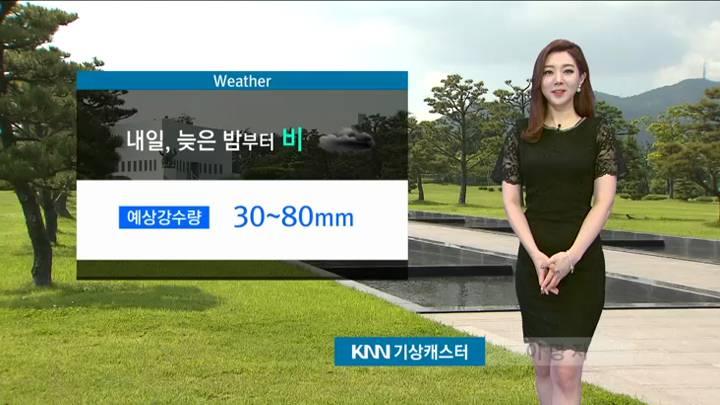 뉴스아이 날씨 7월 14일(목)