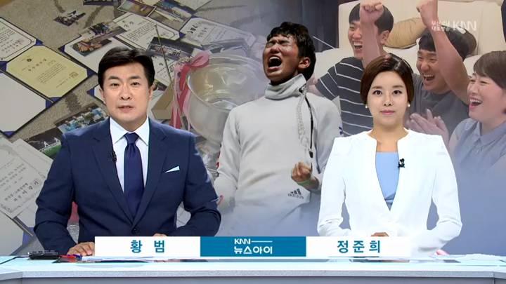 """""""지쳐 쓰러질 때까지"""" 준비된 금메달리스트"""