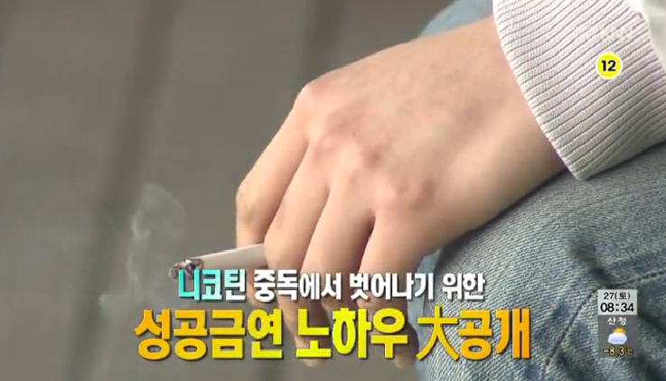 (12/27 방영) 송년 특강 반드시 성공하는 금연의 정석