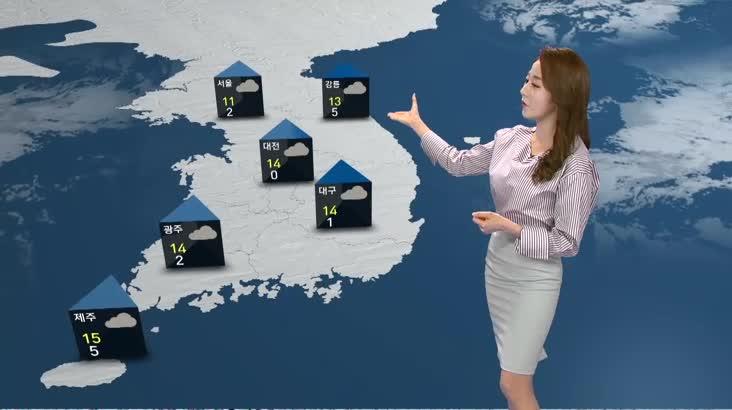 뉴스아이 날씨 2월28일(화)