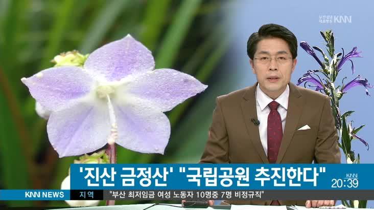 부산 금정산, 국립공원 되나?