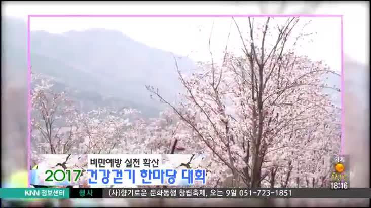 (04/03 방영) 건강 걷기대회 한마당
