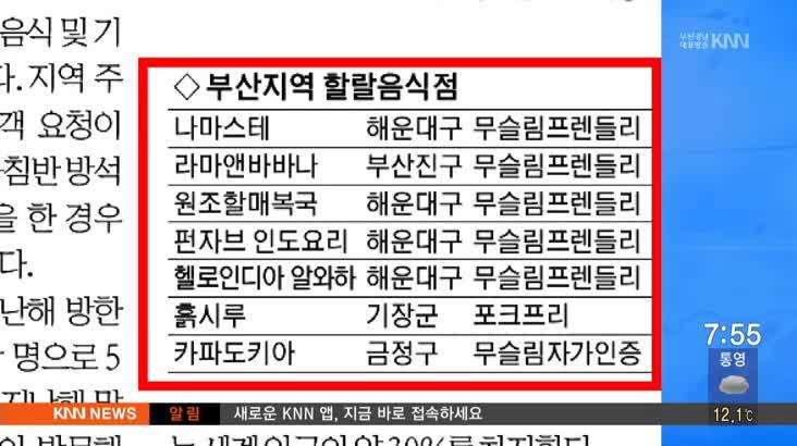 04월 12일 아침신문 읽기