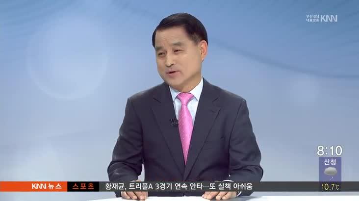(인물포커스) 김태수 부산농업기술센터소장