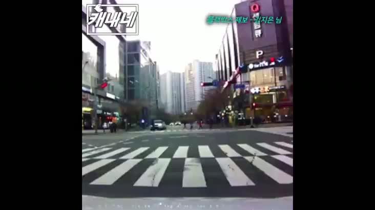 [캐내네]그 길이 니가 가야할 그 길이 아닌거 같은데…(제보영상)