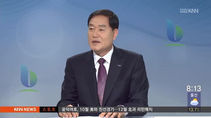 (인물포커스)김영수 부산시설공단