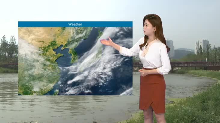 뉴스아이 날씨 4월26일(수)
