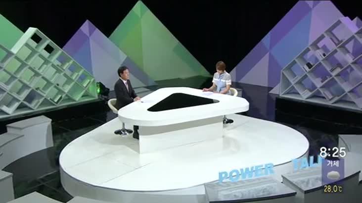 (07/16 방영) 파워토크(윤한홍/자유한국당 국회의원, 허영범/부산경찰청장)