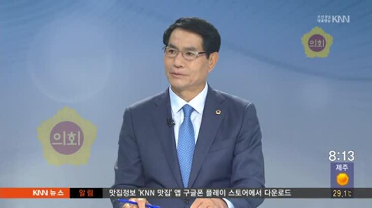 (인물포커스) 박재본 / 부산시의회 예산결산특별위원회 위원장