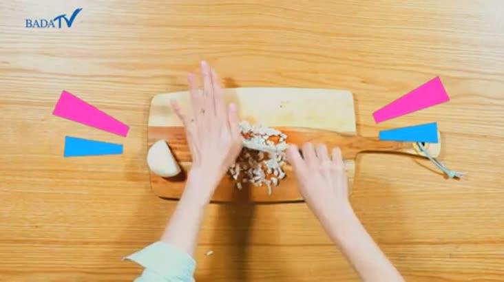 토마토 리코타 치즈 샐러드