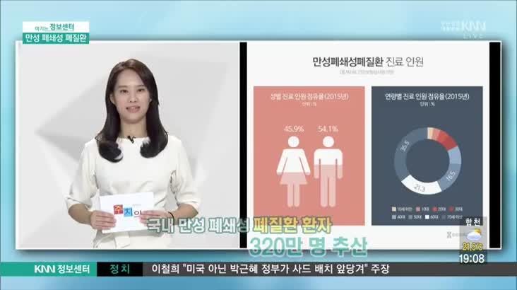(09/20 방영) 만성 폐쇄성 폐질환 (좋은삼선병원 / 윤늘봄 과장)
