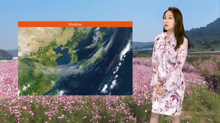 모닝와이드 날씨2 9월30일(토)
