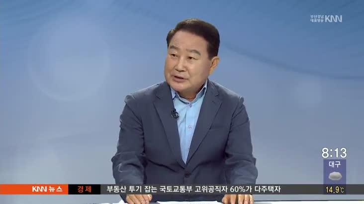 (인물포커스) 박삼석 / 부산시 동구청장