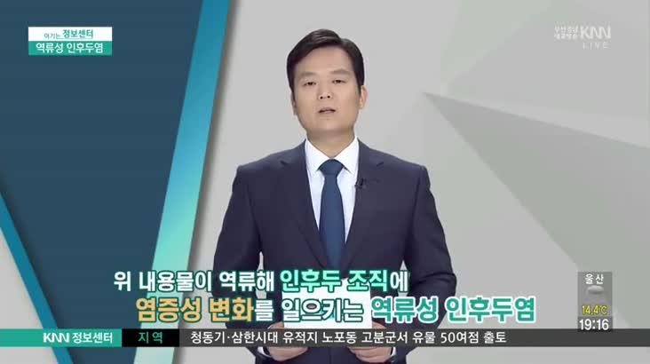 (10/12 방영) 역류성 인후두염 (인제대 부산백병원 / 이동근 교수)