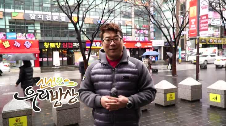 (01/18 방영) 신선한 우리밥상 – 비금도 선초 & 봄나물