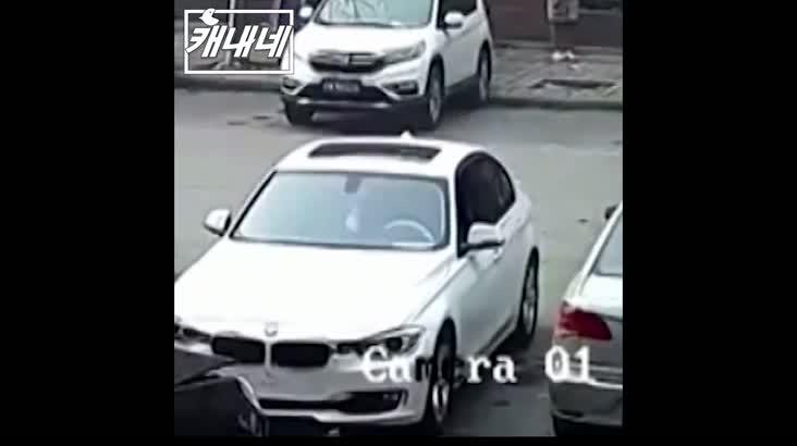 [캐내네]거기 주차하려던거 아니었어요?