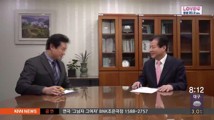 [인물포커스]강석진 산청함양거창합천 국회의원