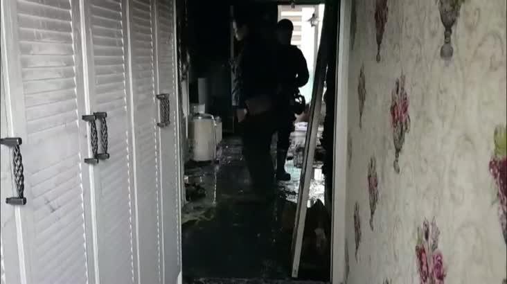 부산 아파트 화재, 일가족 4명 사망