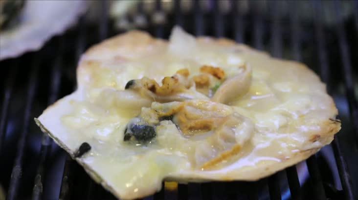 (04/24 방영) 해운대 황금조개구이 ☎051-743-0800