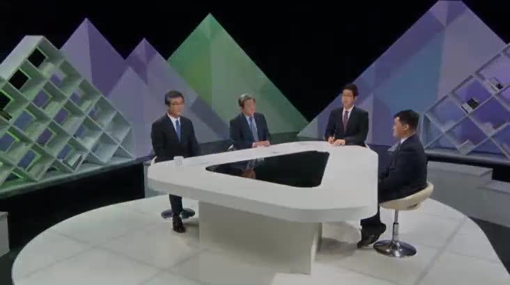 (04/29 방영) 파워토크 – 역사적인 남북정상회담(이영,이병곤,이신욱)