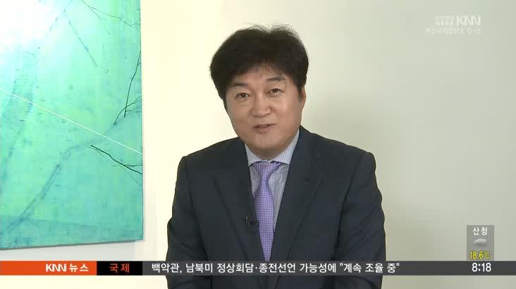 [인물포커스]갈상돈 진주시장 후보