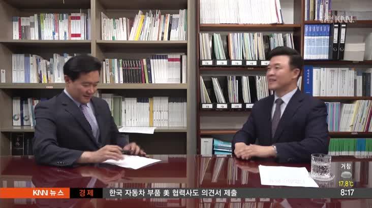 [인물포커스]윤영석 한국당 수석대변인