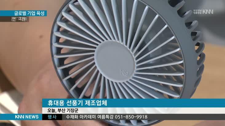 부산형 히든챔피언, 글로벌 강소기업으로 육성