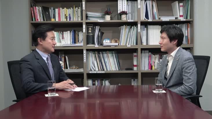 [인물포커스]김해영 의원(민주당 최고위원 출마)