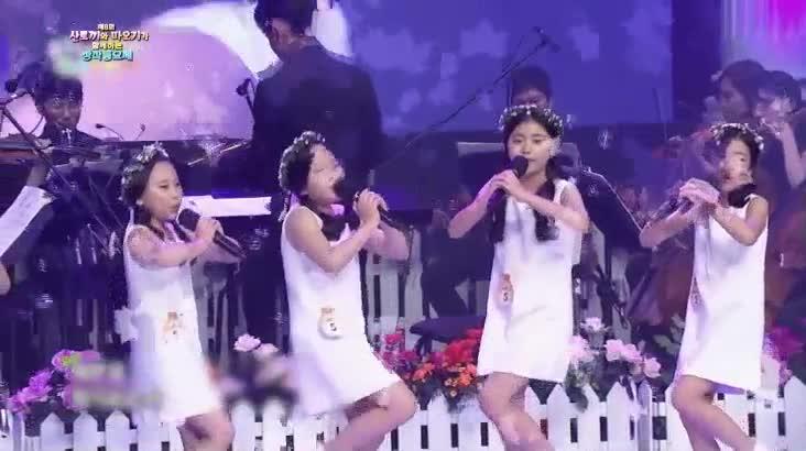 (07/29 방영) 제8회 산토끼와 따오기가 함께하는 창작동요제