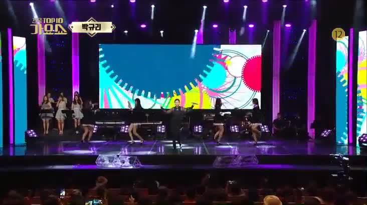 (09/22 방영) 전국 TOP10 가요쇼