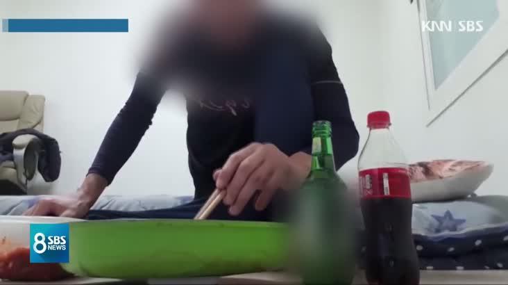"""""""BJ가 사람 죽이러 간다"""" , 경찰 출동 소동"""