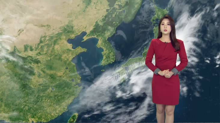 모닝와이드 날씨 11월13일(화)