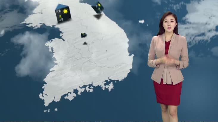 모닝와이드 날씨2 2월21일(목)