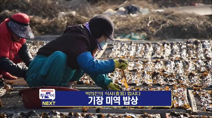 (02/21 방영) KNN 생방송 투데이