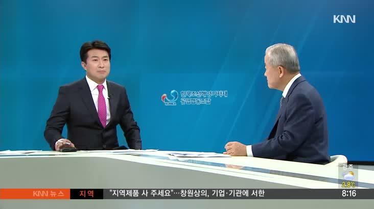 인물포커스 강호일 한국조선해양기자재조합 이사장