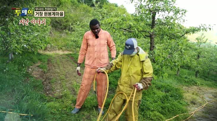(05/16 방영) 무사의 전원일기 – 거창 원봉계 마을 2편