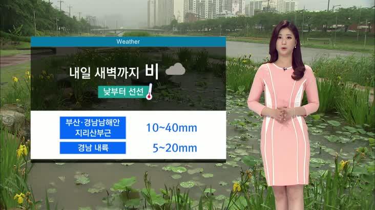 뉴스아이 날씨 5월19일(일)
