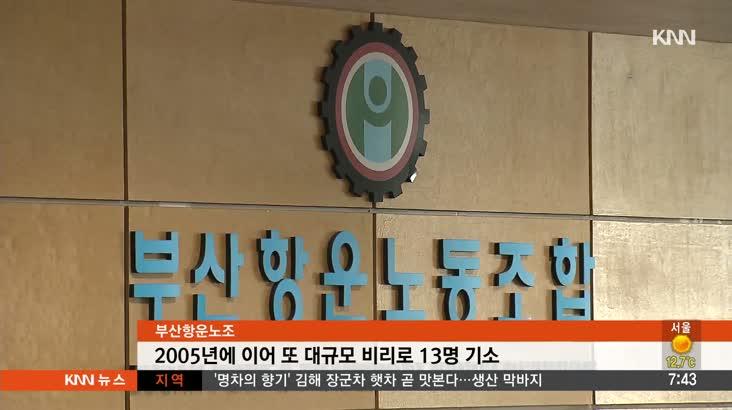 항운노조 새 위원장 선출…환골탈태 하나?