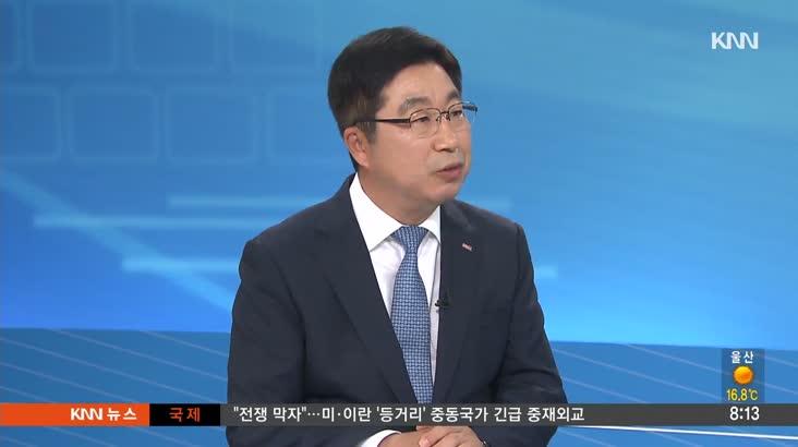 인물포커스-황윤철 경남은행장