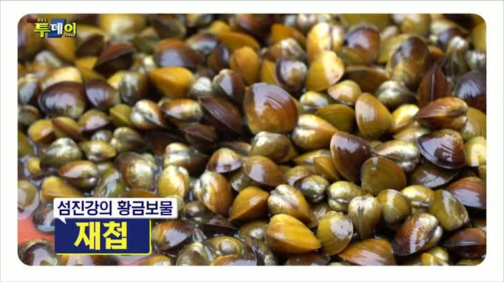 (05/22 방영) 풍물 ( 섬진강의 황금보물 재첩)
