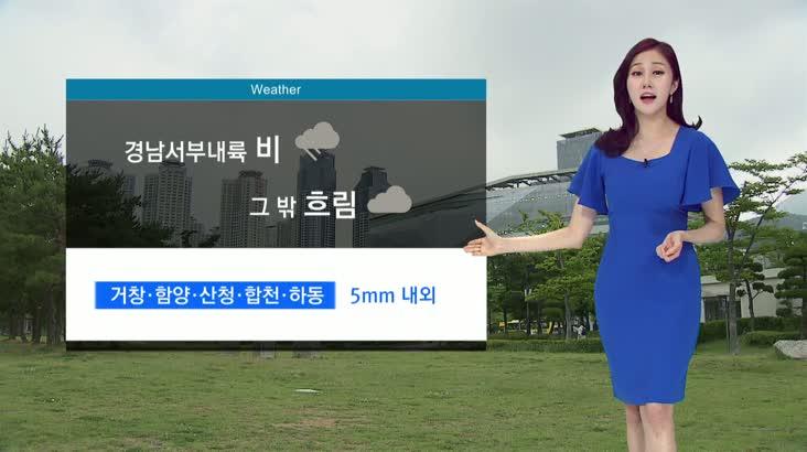 뉴스아이 날씨 6월9일(일)