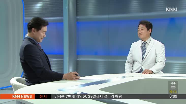 [인물포커스] 유동철 부산복지개발원장, 6월11일